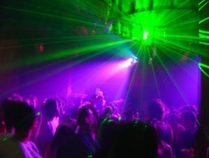 clubbing events in kolkata